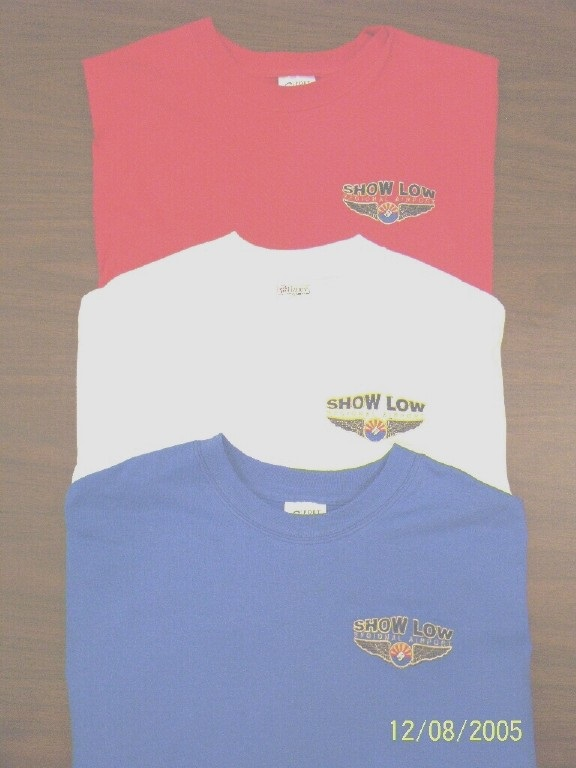 Show Low Regional Airport T-Shirts